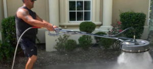Mobile Pro Clean Myrtle Beach uses state of the art pressure washing equipment for a smooth clean.